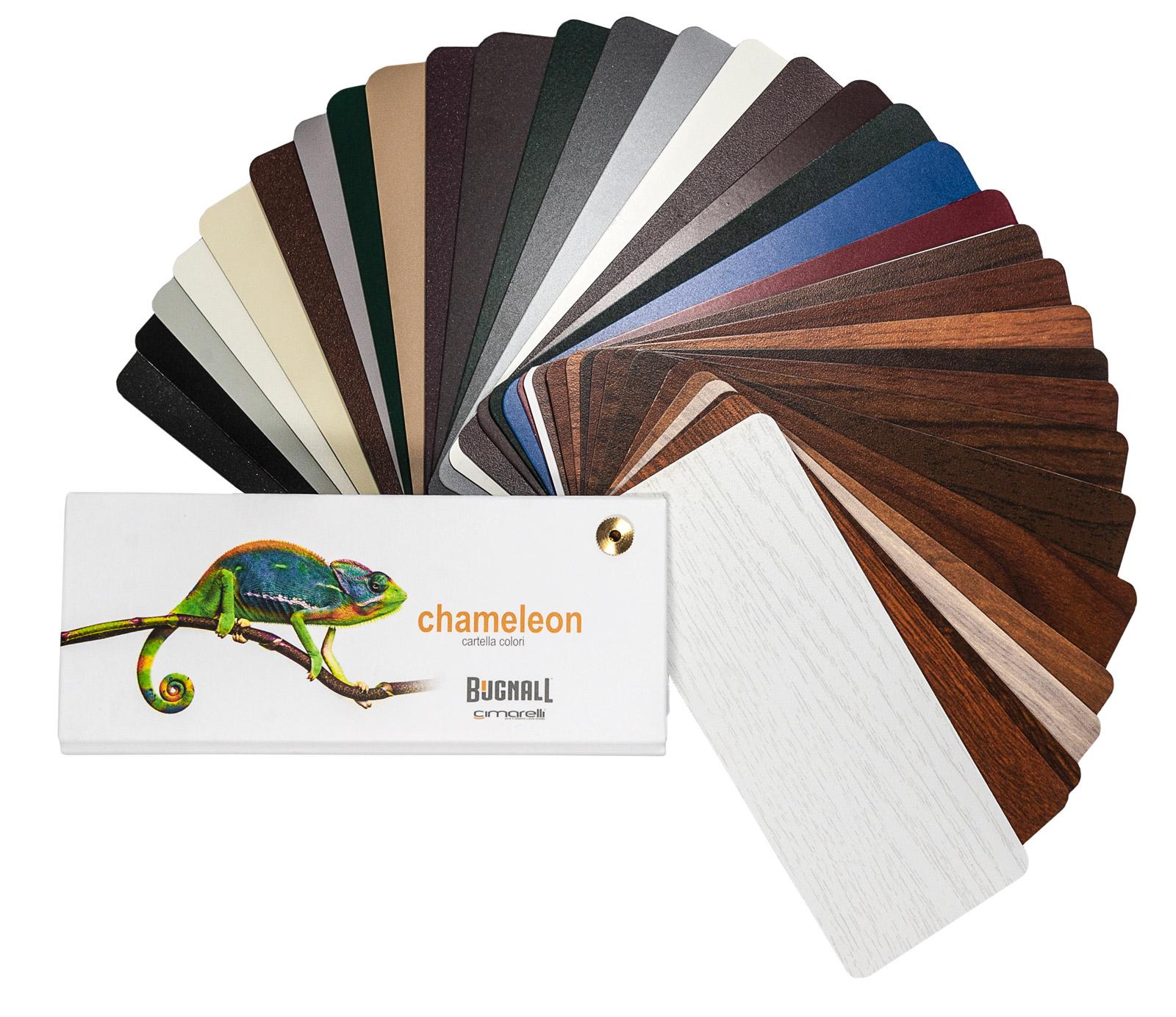 Cartella colori Cimarelli Chameleon